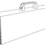 AO 5000 line art