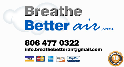 BreatheBetterAir - Authorized Air Oasis Dealer
