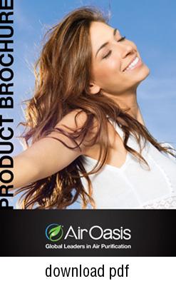 air oasis product brochure